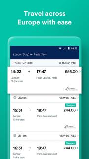 Trainline - Train and Coach Tickets screenshot 7