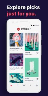 Redbubble screenshot 3