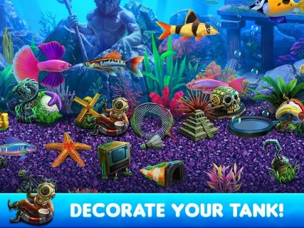 Fish Tycoon 2 Virtual Aquarium screenshot 3