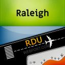 Raleigh-Durham Airport (RDU) Info + Flight Tracker