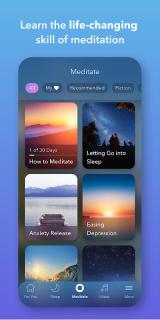 Calm - Meditate, Sleep, Relax screenshot 4