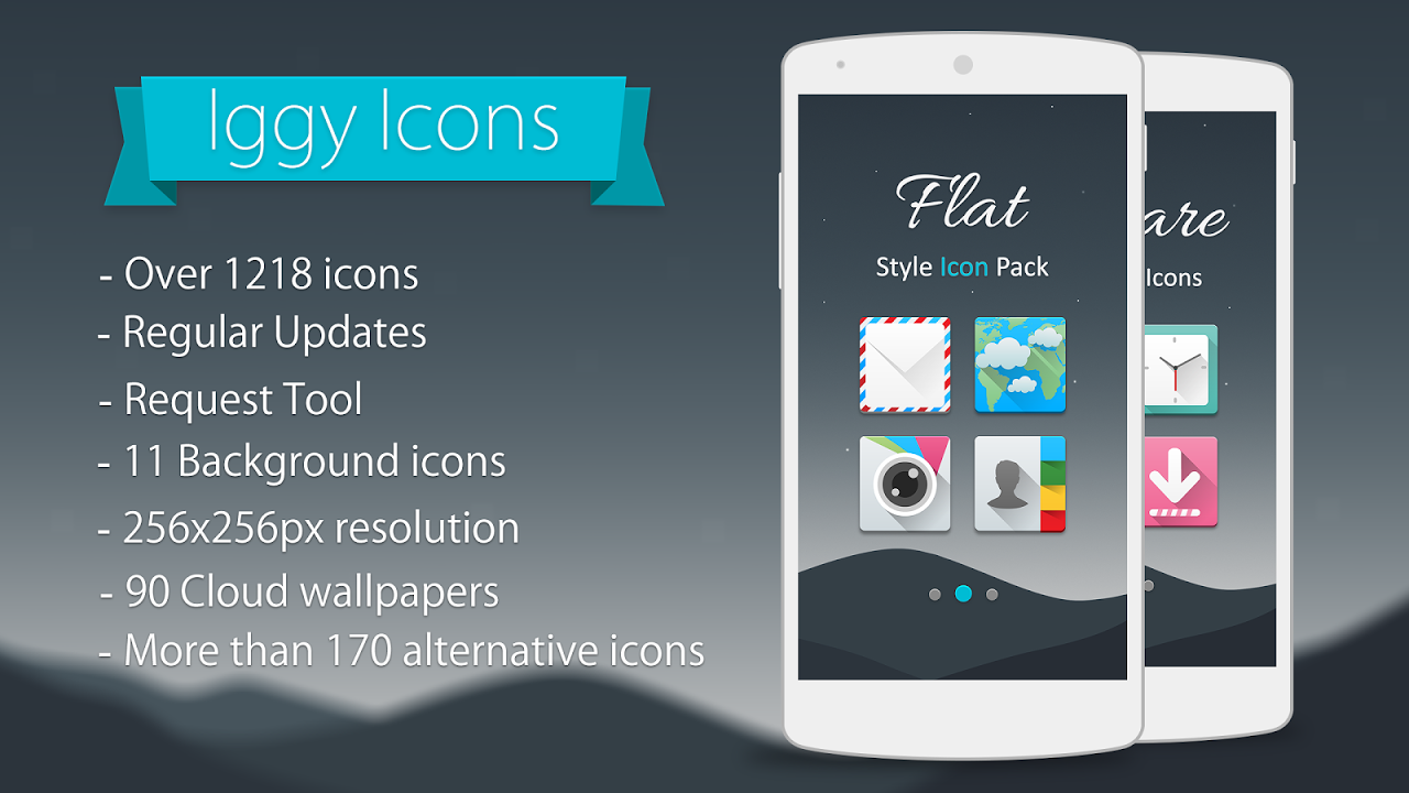 Iggy-Icon Pack 4 0 8 Download APK para Android   Aptoide