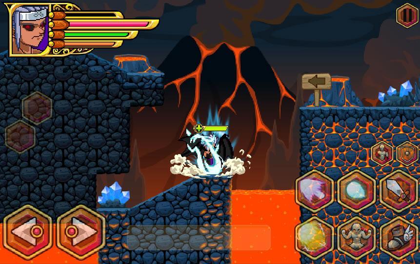 Anime Crystal - Arena Online screenshot 1