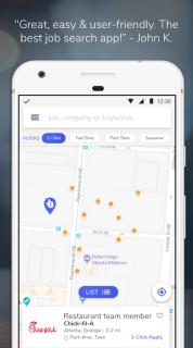 Snag - Jobs Hiring Now screenshot 4