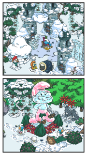 Smurfs' Village screenshot 6