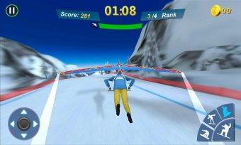 Snowboard Master 3D Screenshot