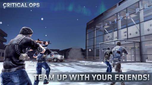 Critical Ops screenshot 4