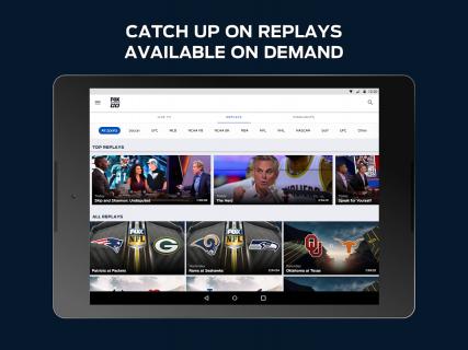 FOX Sports GO: Watch Live screenshot 10