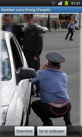Gambar Lucu Funny Pictures Screenshot