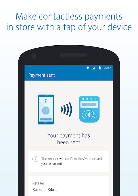 Barclays screenshot 1