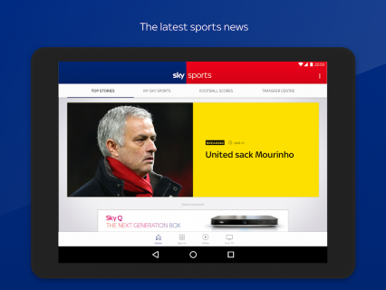 Sky Sports 8 14 1 Download APK for Android - Aptoide