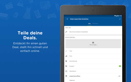 mydealz – Gutscheine & Deals screenshot 9