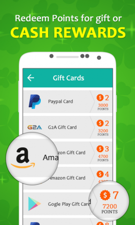 Reward App (Free Gift Cards) 1 24 Download APK for Android - Aptoide