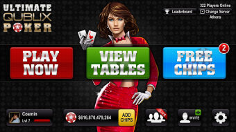 ultimate poker mobile app