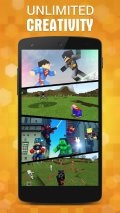 AddOns Maker for Minecraft Screenshot