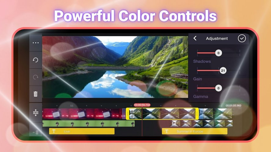 KineMaster – Editor Video Pro screenshot 3