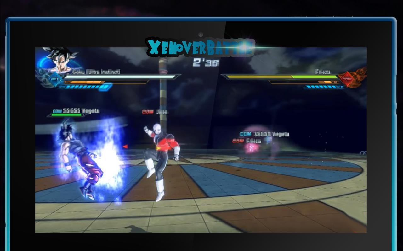 Saiyan Ultimate: Xenover Battle Ultra screenshot 2