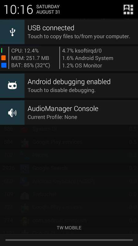 OS Monitor screenshot 1