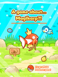 Pokémon: Magikarp Jump screenshot 5