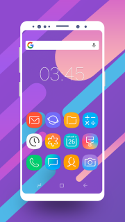 UX S9 - Icon Pack screenshot 1