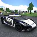 Extreme Police Car Driving