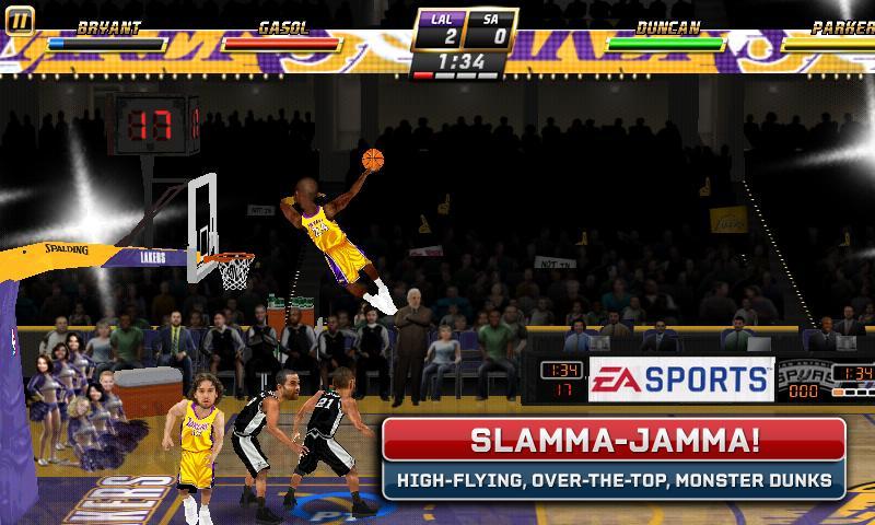 NBA JAM  by EA SPORTS™ screenshot 3
