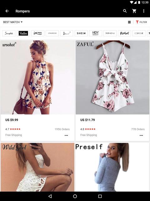 AliExpress Shopping App- $100 Coupons For New User screenshot 3