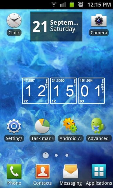 blue crystal live wallpaper download apk for android