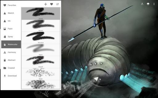 Infinite Painter screenshot 8