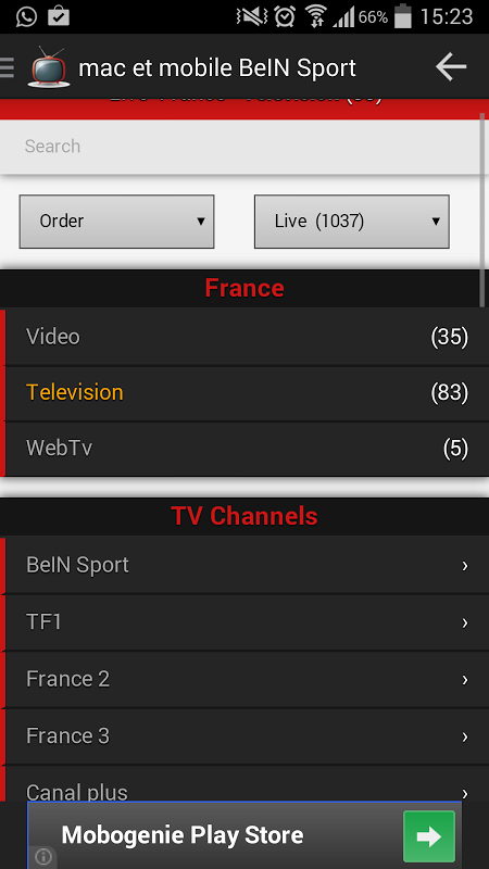 sybla tv android uptodown