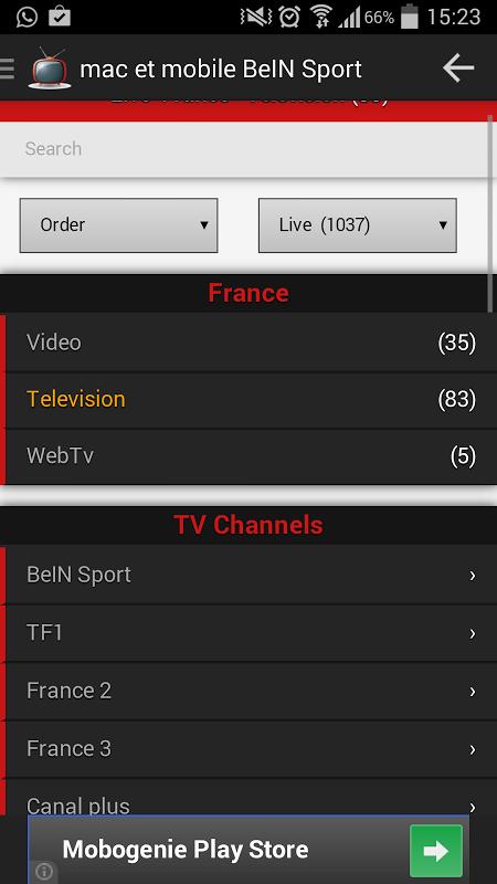 sybla tv mobile gratuit