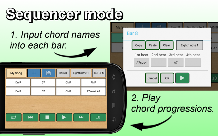 Guitar Chords Player 4.4.13 Download APK for Android - Aptoide