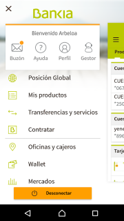 Bankia screenshot 2