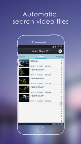 Pro Video Player для Android 3 4 Загрузить APK для Android - Aptoide