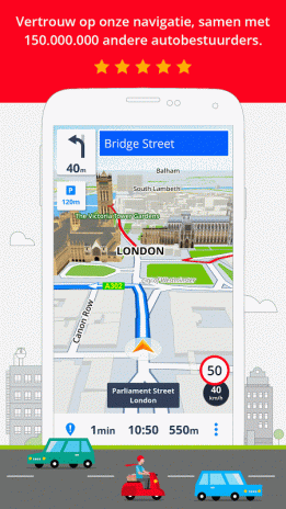 Sygic GPS Navigation & Maps 18 2 2 APK دانلود برای اندروید