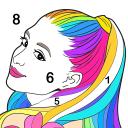 Coloring Fun: Colorido por Number Games