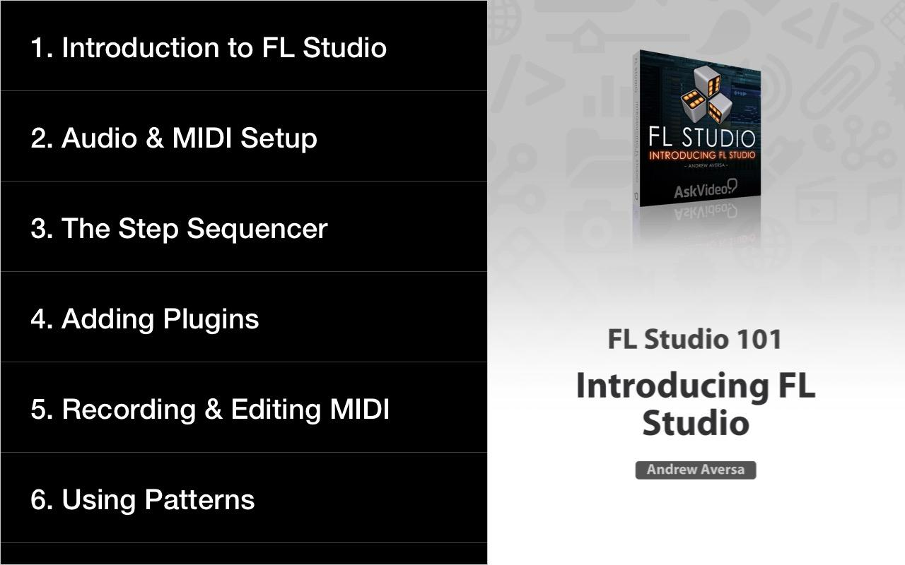 Intro Course For FL Studio screenshot 2