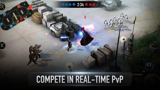 Star Wars™: Force Arena screenshot 1