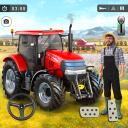 Pertanian Traktor Simulator Offroad Traktor Menyet