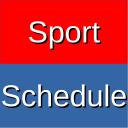 Sport Schedule