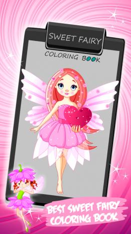 сладкая фея раскраски 1 3 загрузить Apk для Android Aptoide