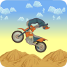 Icône Desert Dirt Bike Stunts