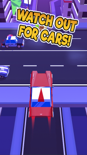Taxi Run - Crazy Driver screenshot 1