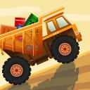 Big Truck -- truck express diamond mine speed racing game