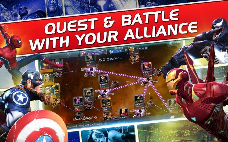 Marvel Contest of Champions screenshot 5