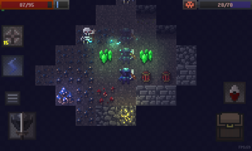 Caves (Roguelike) screenshot 5