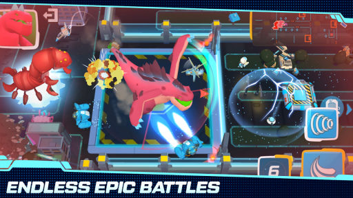 Monster Blasters screenshot 3