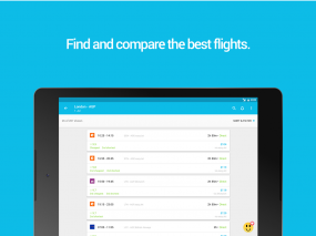 Skyscanner Screenshot