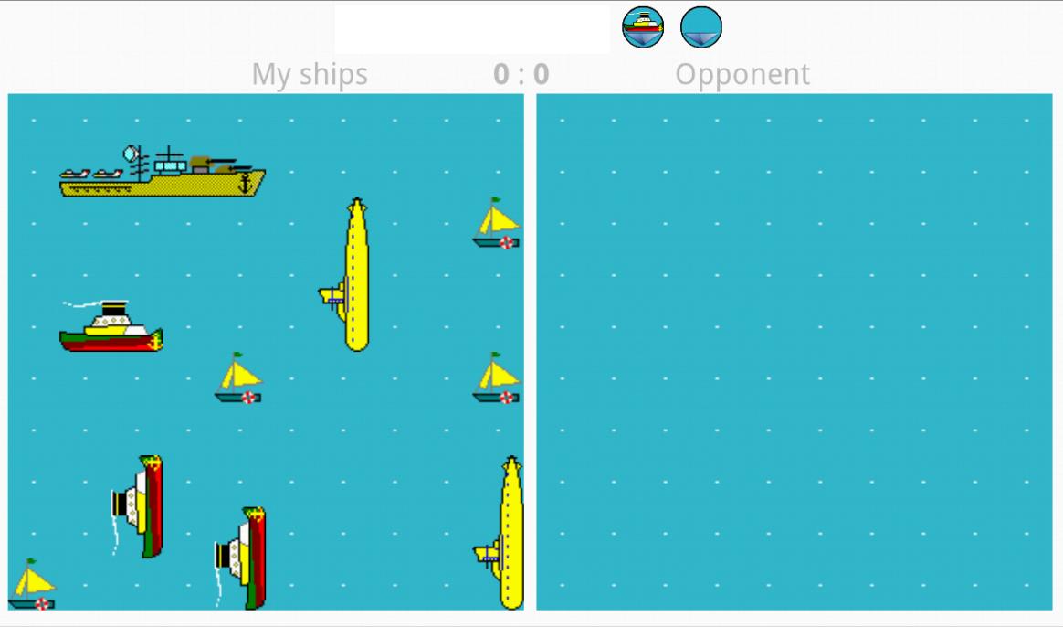 Batalha naval screenshot 1
