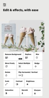 Adobe Spark Post: Graphic Design & Story Templates screenshot 9